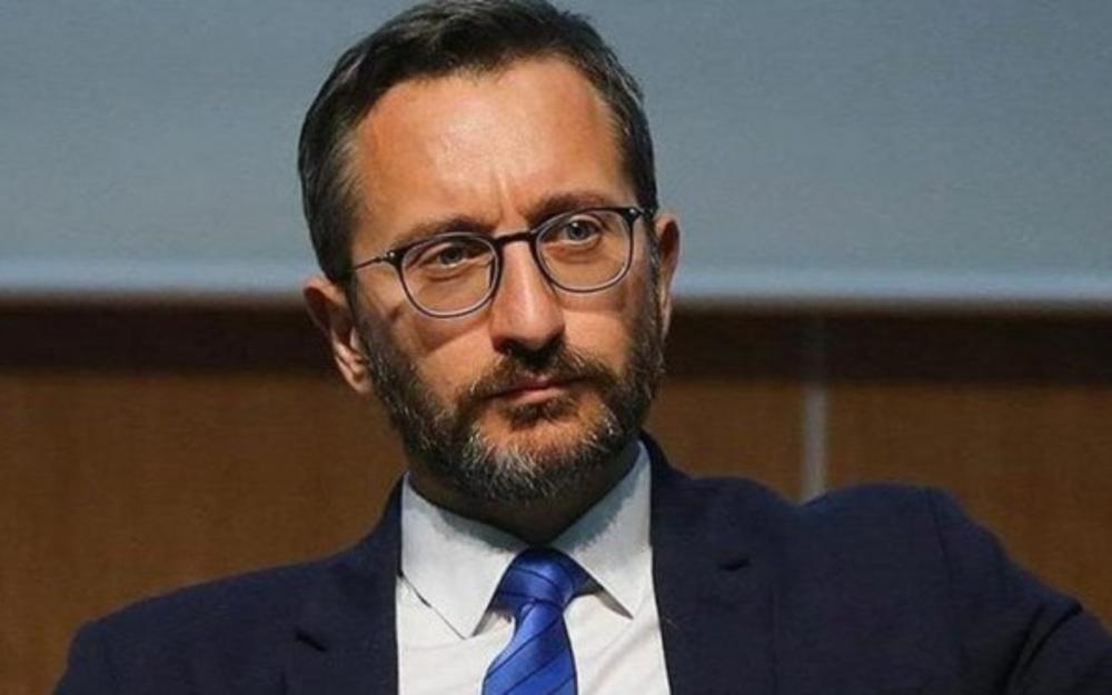 """""""Türkiyə F-16-sı Ermənistana məxsus Su-25 vurmayıb"""" -  Fahrettin Altun"""