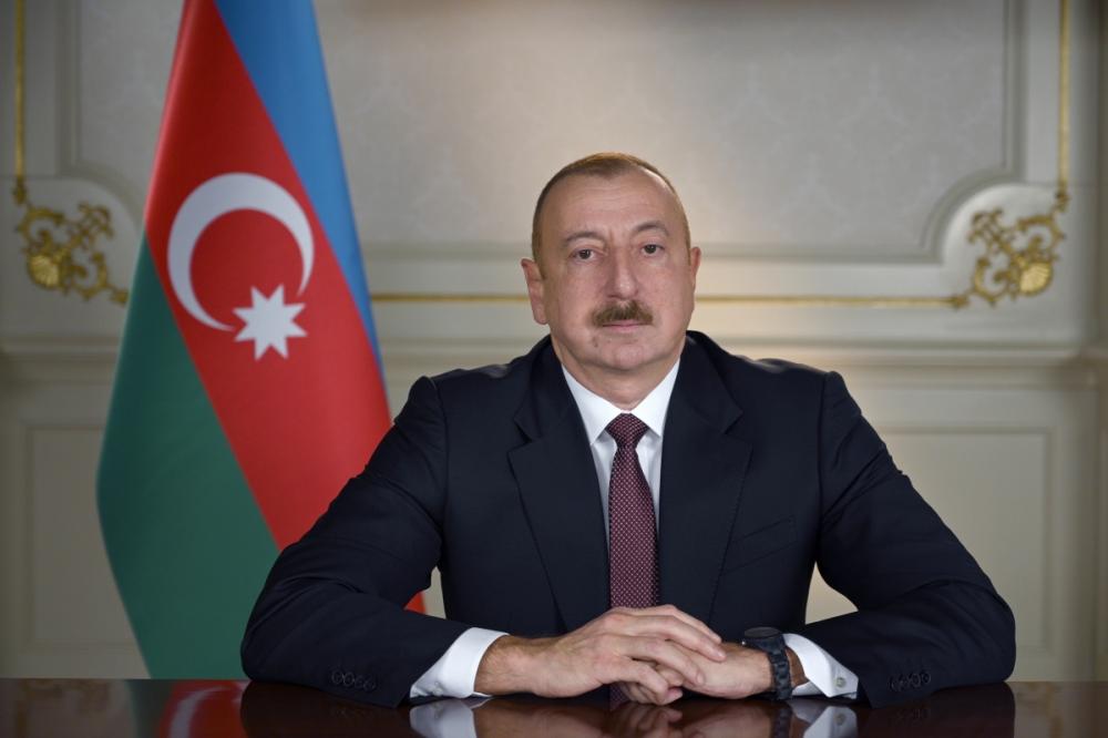 Azərbaycan Prezidenti erməni xalqına müraciət edib