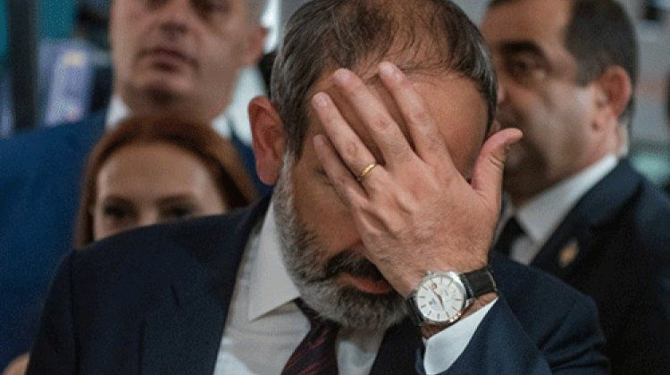 Paşinyan güzəşt istədi