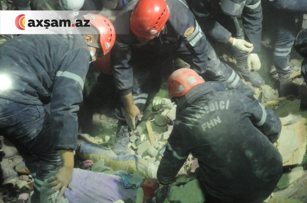 Gəncədə ölənlərin sayı 10-a çatdı, 40 nəfər yaralanıb -  Yenilənib