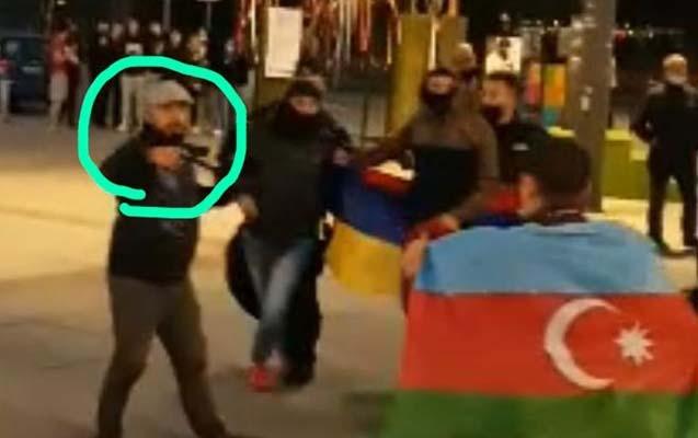 Polşada ermənilər azərbaycanlılara atəş açdı -  Foto
