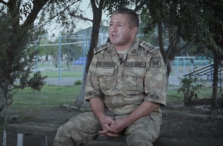 Şəhid olan Milli Qəhrəman haqqında film -  Video