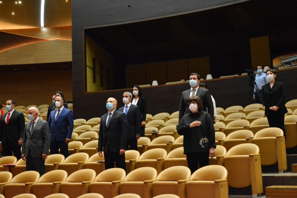 Mədəniyyət Nazirliyinin islahat strategiyasının təqdimatı oldu -  Fotolar