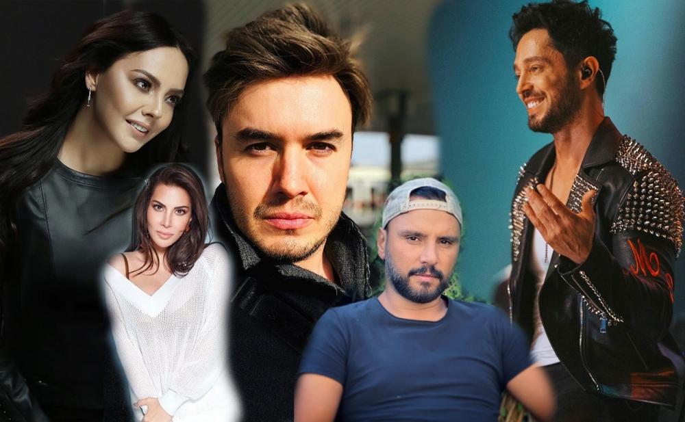 Türkiyəli məşhurlardan Şuşa paylaşımı -  Fotolar