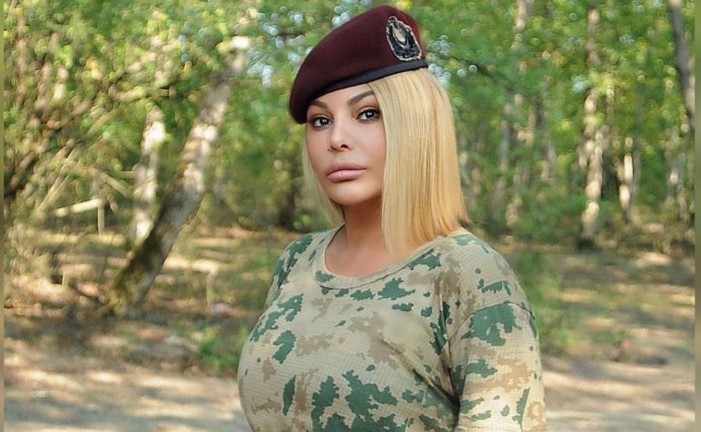 Aygün Kazımova əsgərlərə məktub yazdı - Video
