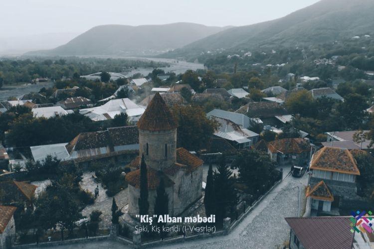 """Mədəniyyət Nazirliyi """"Xristian irsimizi tanıyaq"""" layihəsini təqdim edir -  Fotolar"""