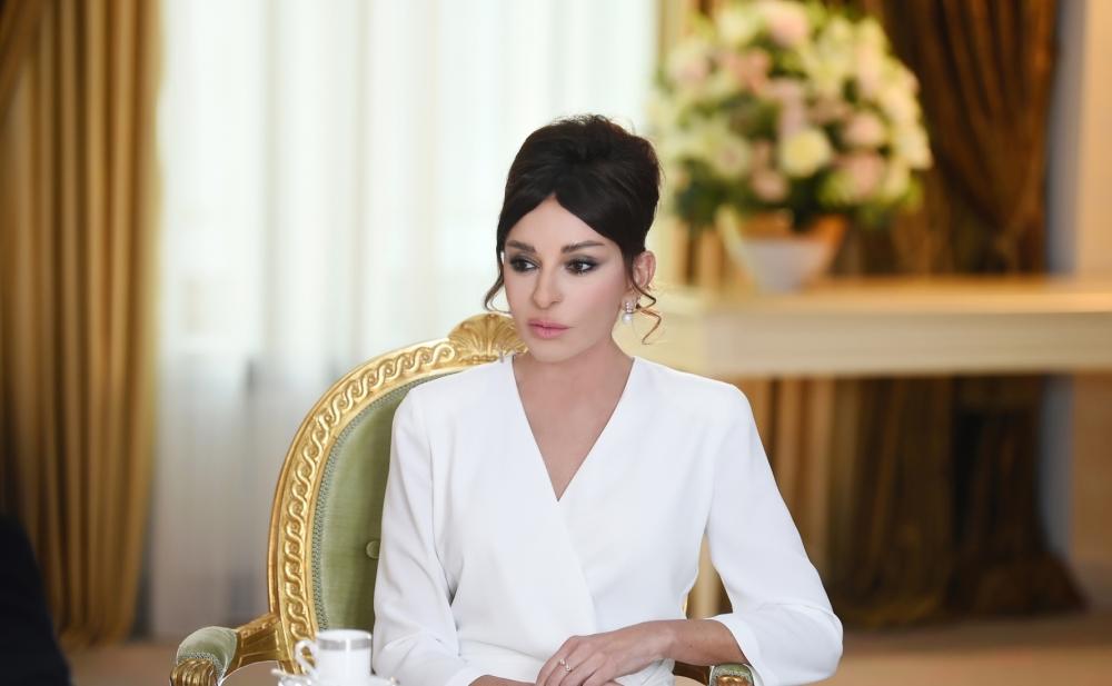 Mehriban Əliyevadan Ağdamla bağlı təbrik