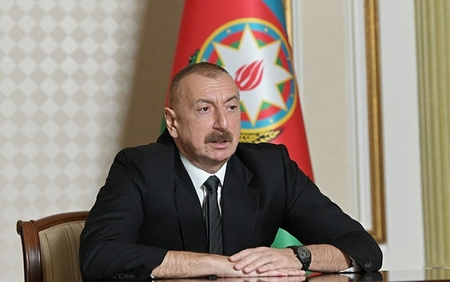 """""""Heç vaxt olmamaqdansa, gec olmaq yaxşıdır""""- Prezident İlham Əliyev"""