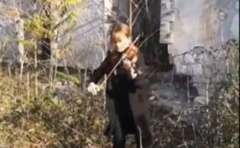 Füzulidən dünyaya musiqili mesaj -  Video