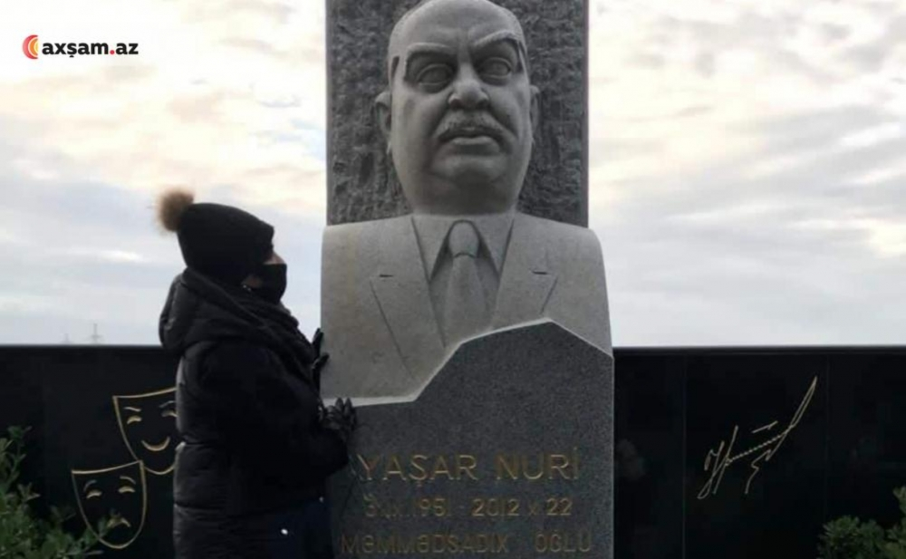 Yaşar Nurinin ölümündən 8 il ötür - Foto
