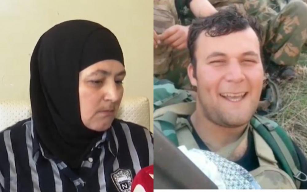 """""""Dedi, qaçqın vəsiqəni cır at, gəlib səni aparacam"""" -  Video"""