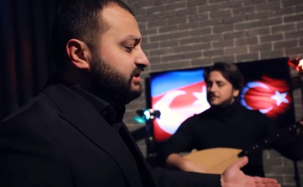 Şəhidlərimizin xatirəsinə mahnı həsr olundu -  Video