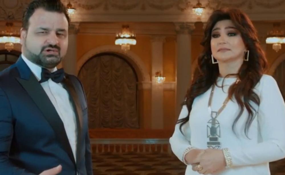 """Xalq artistlərini bir araya gətirən """"Qələbə paradı"""" -  Video"""
