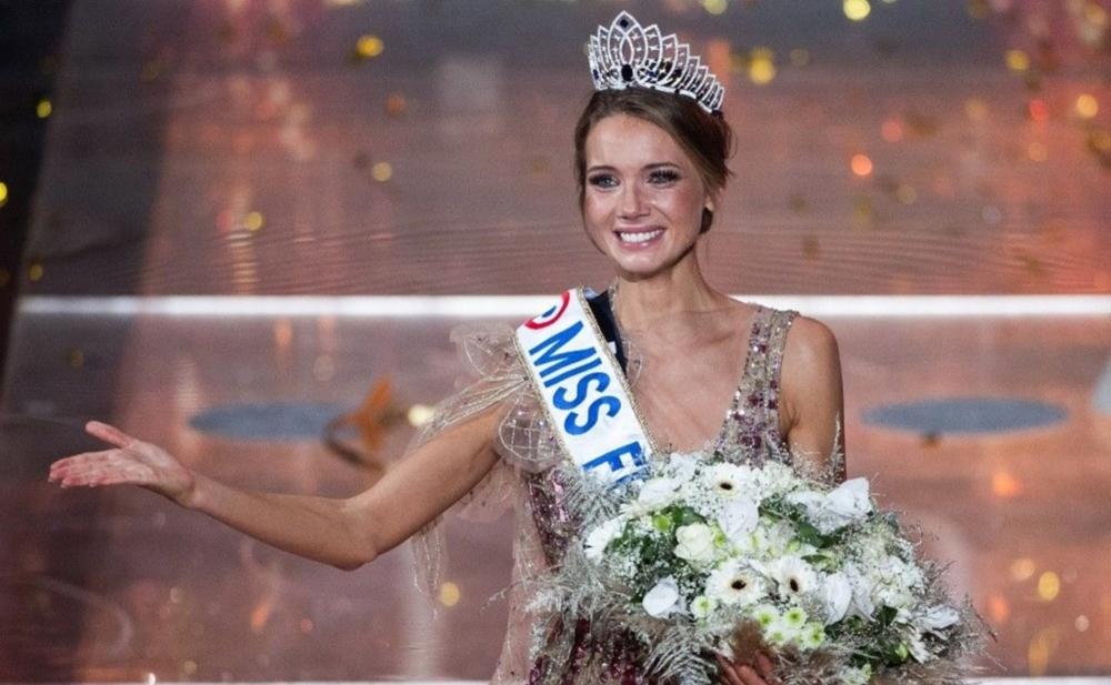 23 yaşında Fransa gözəli seçildi - Fotolar
