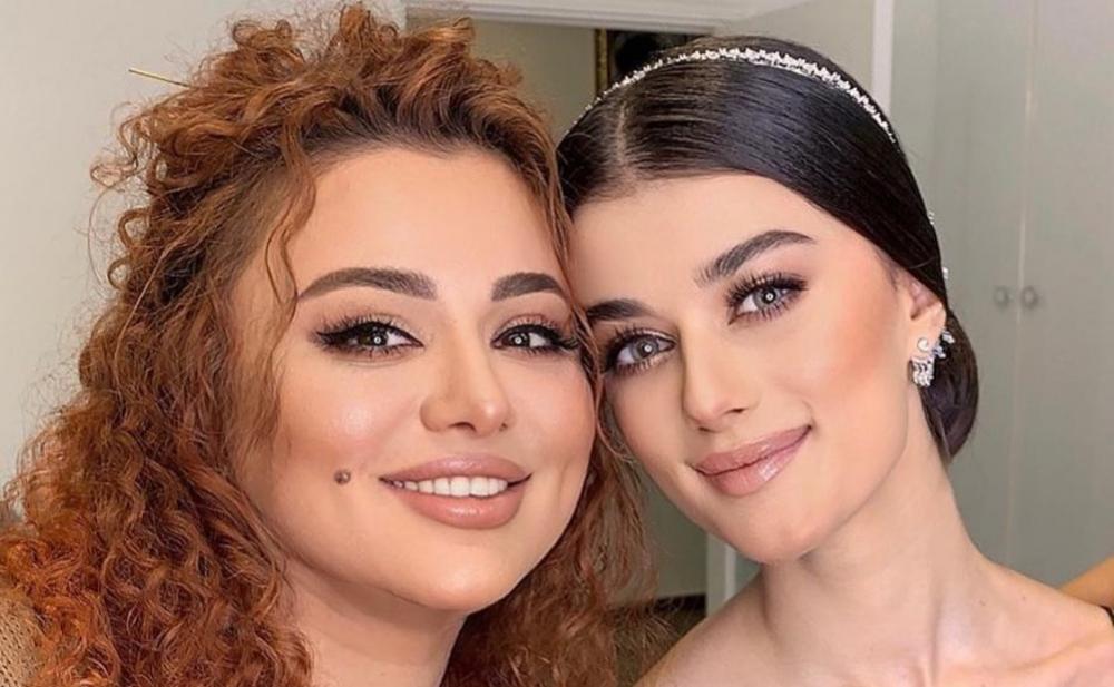 Vəfa Zeynalovanın model qızı - Foto