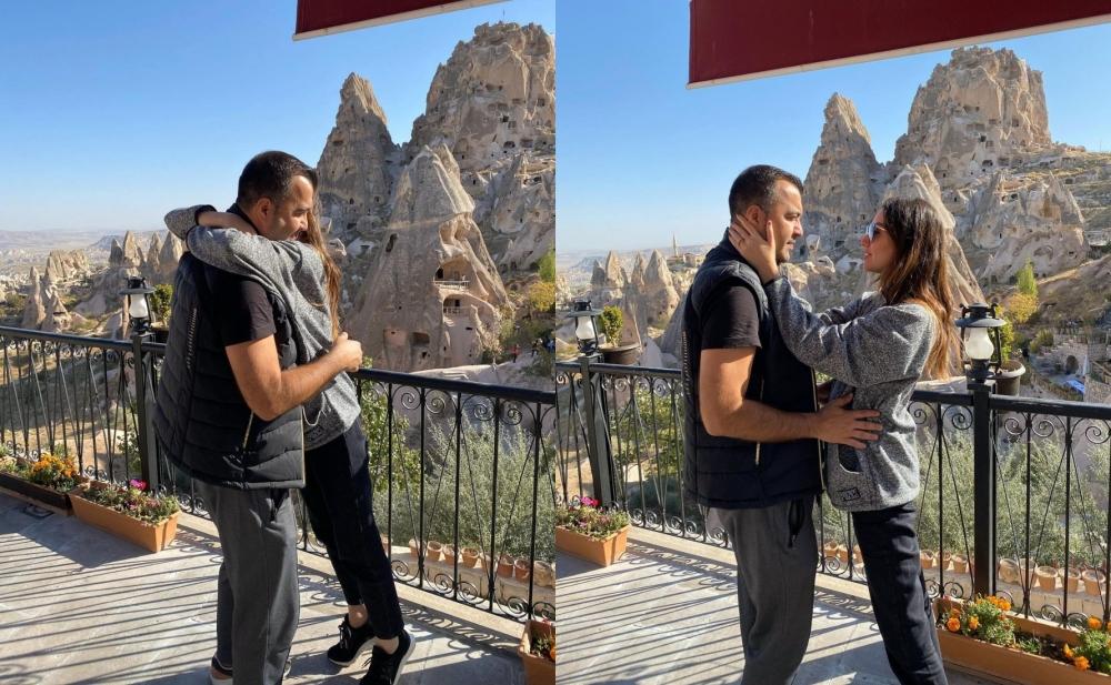 Safurə həyat yoldaşı ilə yeni fotolarını paylaşdı
