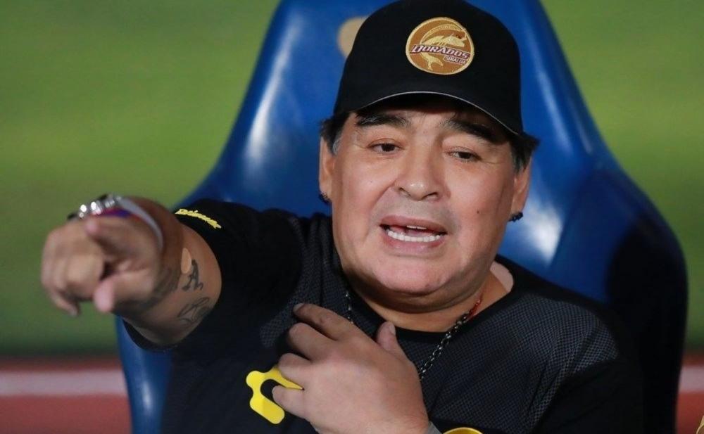 Maradona ilə bağlı daha bir iddia