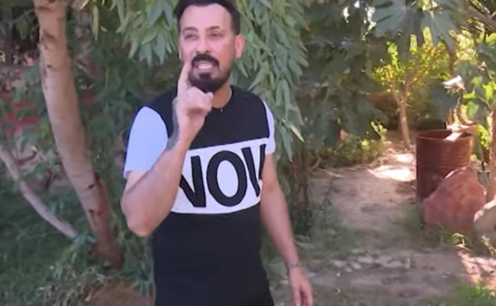 """""""Uşaq vaxtı həşiş əkmişdim"""" - Niyam bağını göstərdi"""