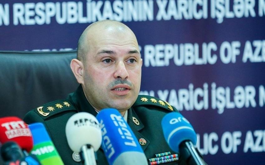 """""""Azərbaycan Ordusu atəşkəs rejimini pozmayıb"""" - MN"""