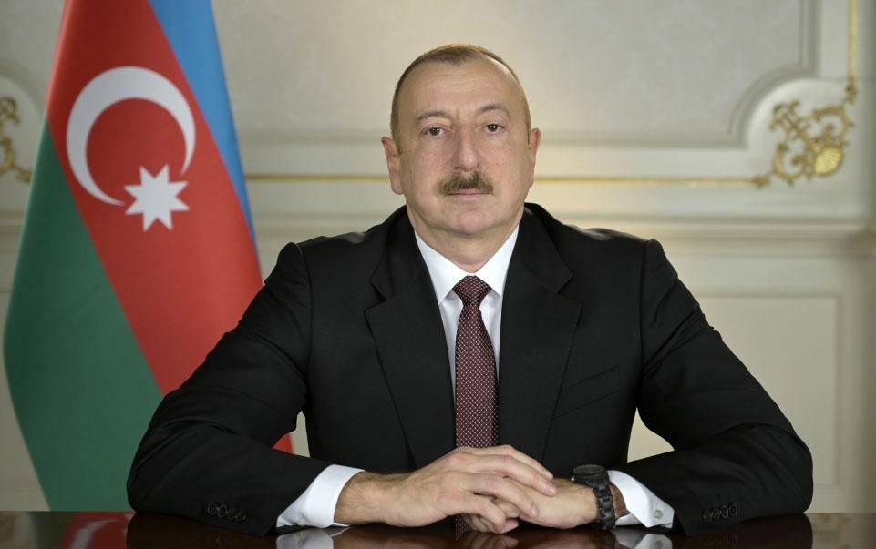 İlham Əliyevdən 20 Yanvar faciəsi ilə bağlı paylaşım - Foto