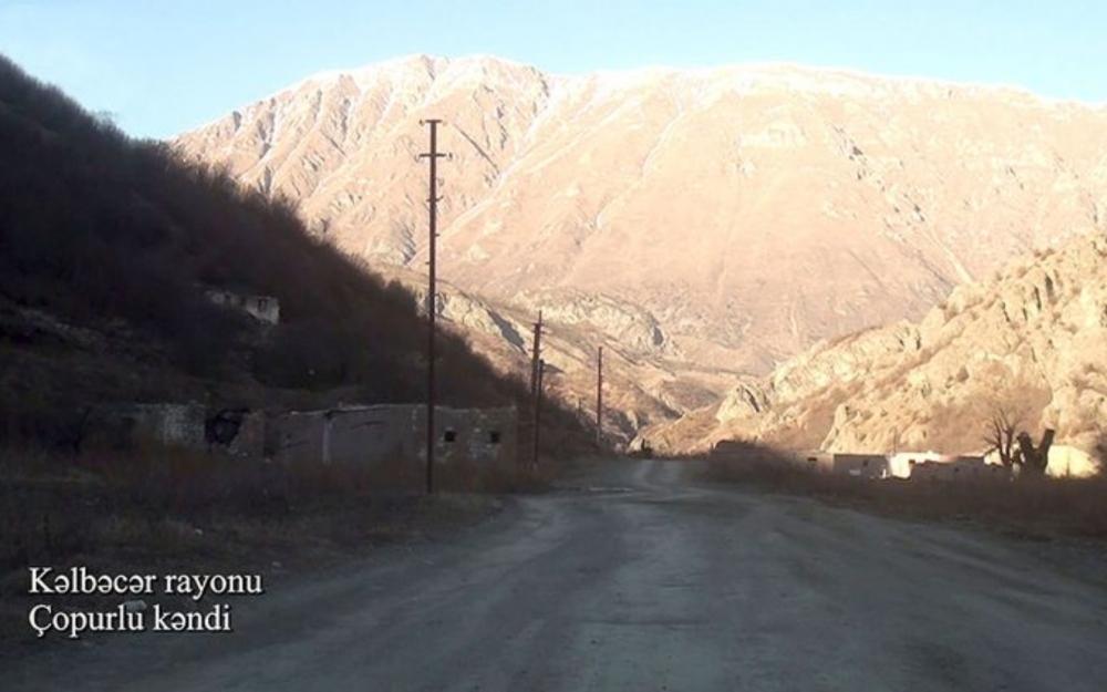 Kəlbəcərin Çopurlu kəndi - Video