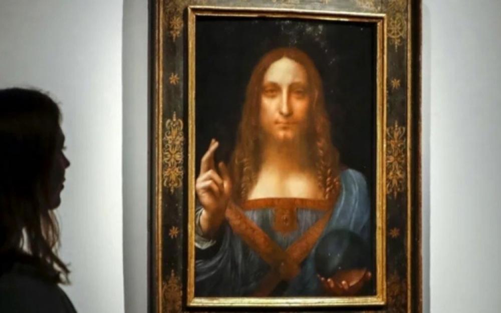 Leonardo da Vinçinin oğurlanan əsəri tapılıb