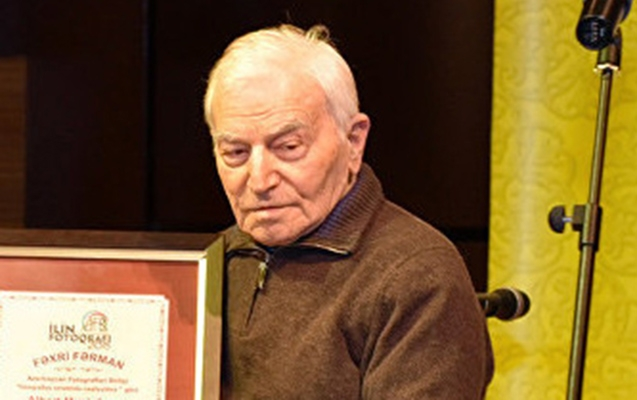 Albert Mustafayev təltif edildi