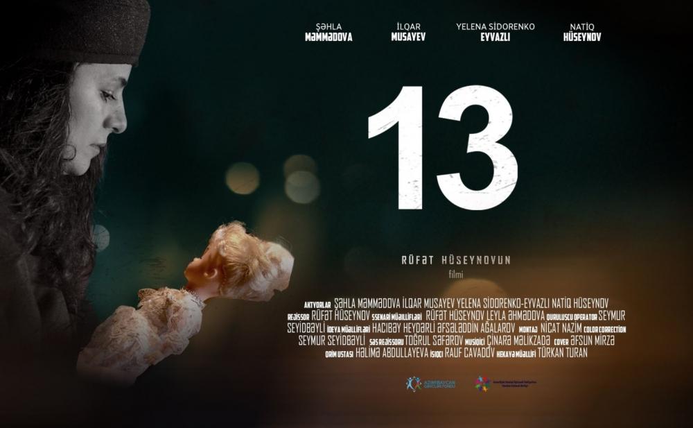 """Xocalı faciəsinə həsr olunan """"13"""" filmi təqdim edildi - Video"""