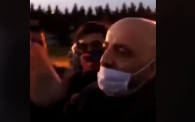 Mübariz Mənsimovun azadlıqda ilk videosu