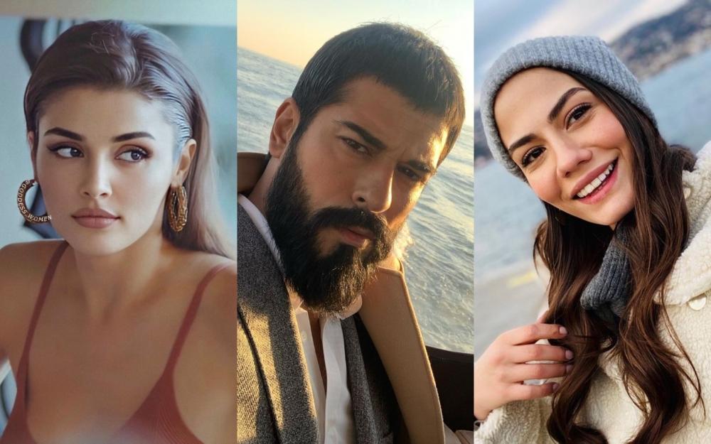 İnstaqramda ən çox izlənilən türk aktyorlar - Siyahı