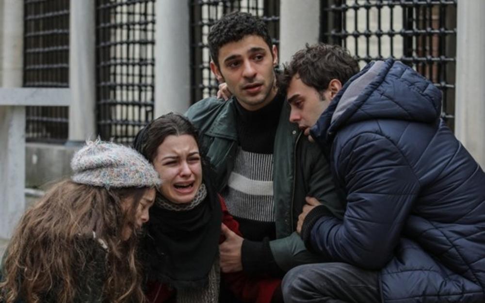 """""""Kardeşlerim""""in çəkilişləri dayandırıldı - Foto"""