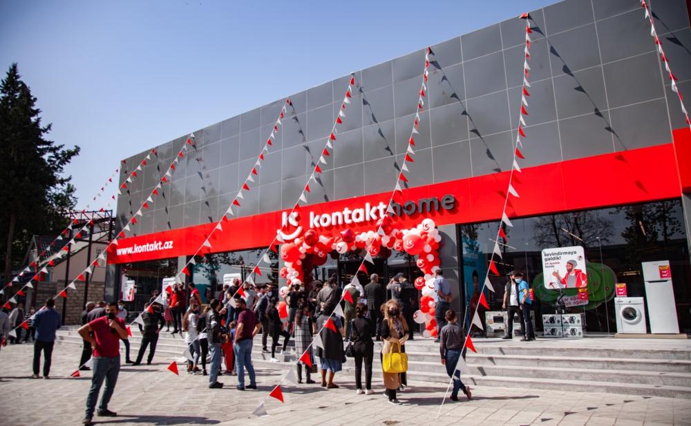 Göyçayın ən böyük elektronika və mebel mağazası açıldı – Açılışa özəl kampaniya