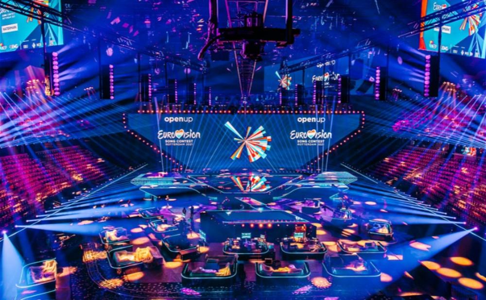"""""""Eurovision"""" səhnəsi belə görünəcək - Fotolar"""