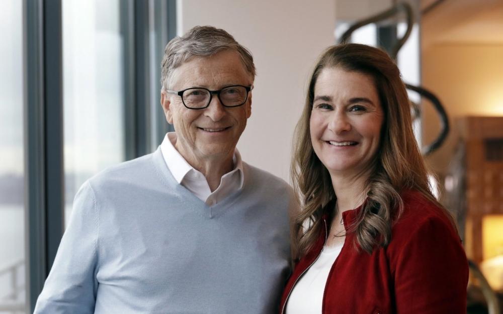 Bill Qeyts boşanır