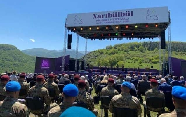 Cıdır düzündə festival keçirilir - Foto