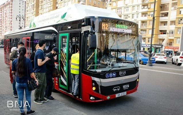 Sabah avtobuslar işləyəcək