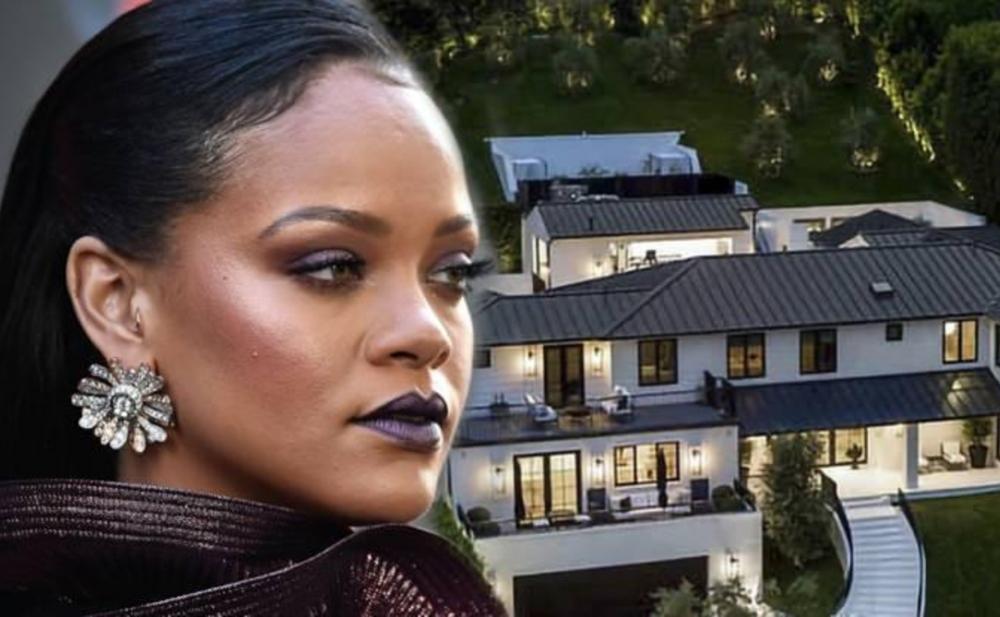 Rihanna malikanəsini 80 minə kirayə verir - Fotolar