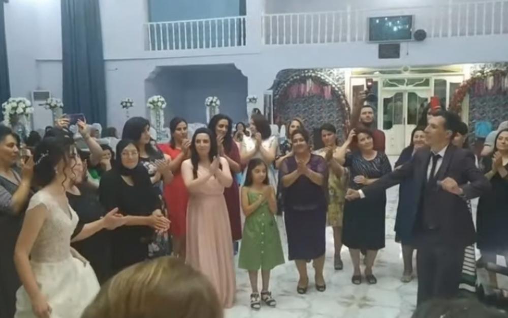 Elçibəyin oğlu evləndi - Video