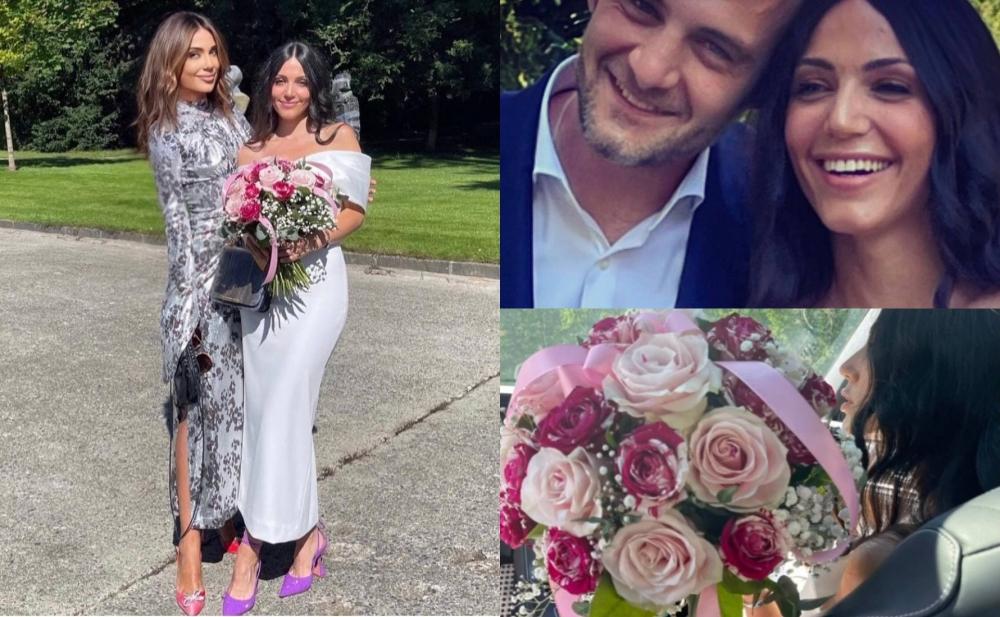 Validə Abbasova qızını nişanladı - Fotolar