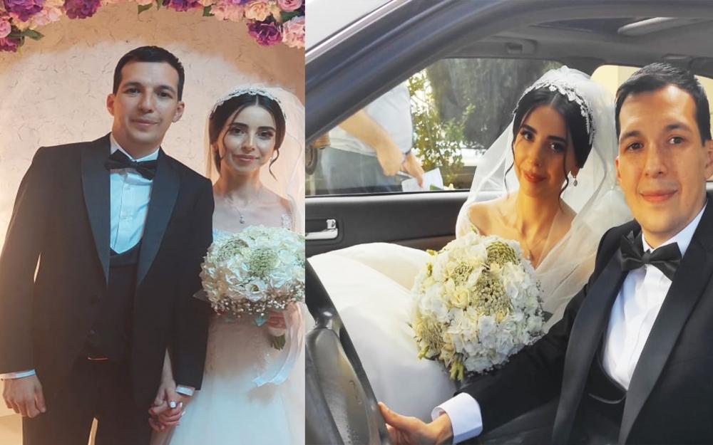 Elçibəyin oğlunun toyundan - Video+Fotolar