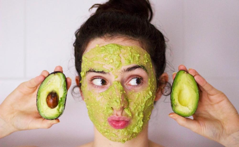 Saç və üz üçün avokado maskası