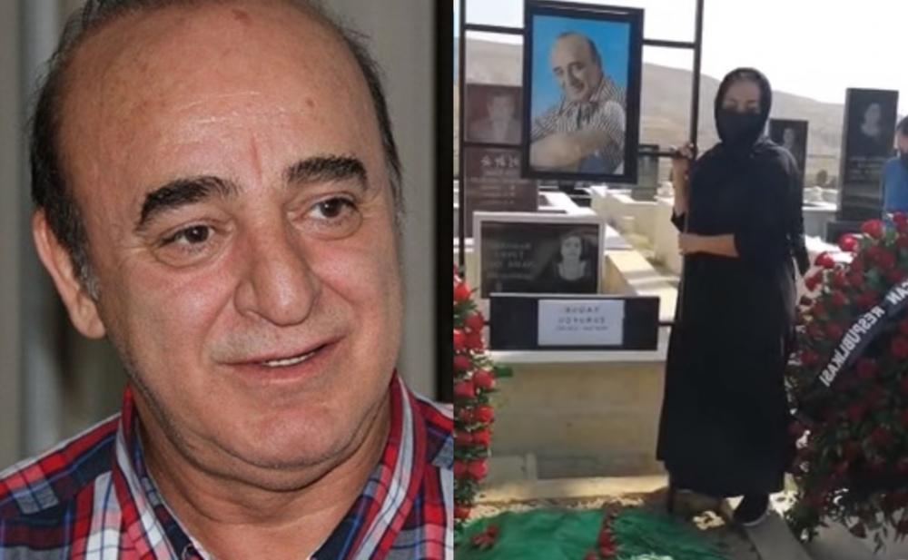 """""""Səni sevirəm, böyük adam"""" - Yaqub Zurufçunun xanımı"""