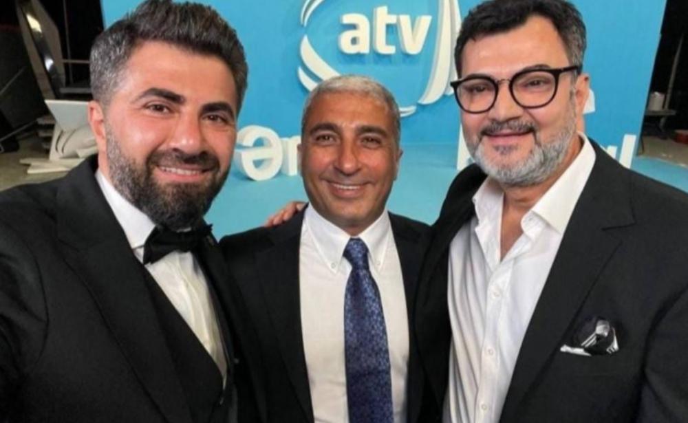 Coşqun və Rafael ATV-də aparıcılıq edəcək